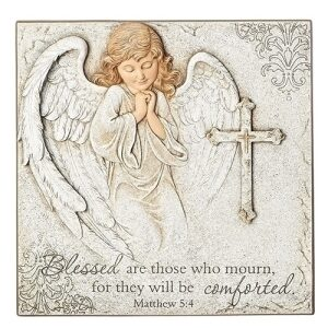 Blessed Are Those Who Mourn Plaque
