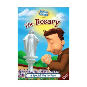 Brother Francis The Rosary: A Special Way To Pray DVD
