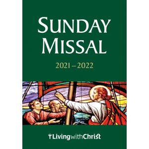 2022 LIVING WITH CHRIST SUNDAY MISSAL