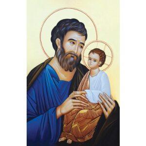 ACT OF CONSECRATION ST JOSEPH PRAYER CARD