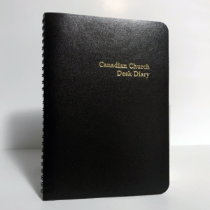 2022 Canadian Church Desk Diary