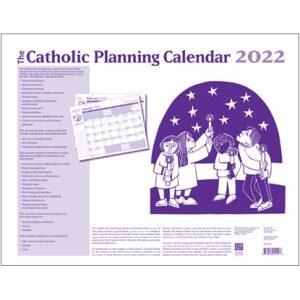 2022 Catholic Planning Calendar