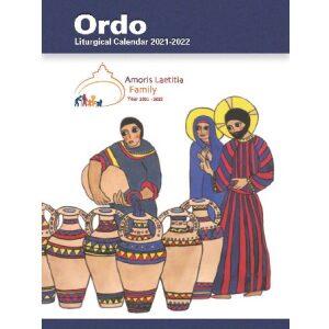 2022 Ordo Liturgical Calendar